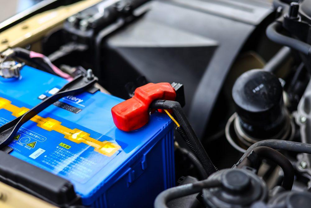 バッテリー交換の目安