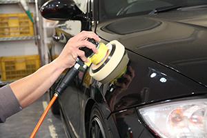 車の修理内容の例とは?整備工場ではとくに板金・塗装が得意